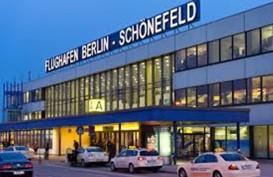 Gas Air Mata Bocor, Terminal Bandara Schonefeld Berlin Dikosongkan