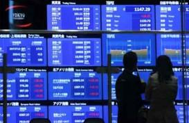 BURSA JEPANG: Kekhawatiran Politik AS Merembet ke Bursa Global, Indeks Topix Ditutup Melemah