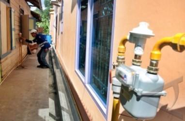 Konversi Kompor ke Jaringan Gas Rumah Tangga di Balikpapan Berlanjut