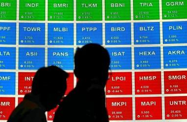 INDEKS SEKTORAL 22 MEI: Sektor Properti Pimpin Penguatan IHSG