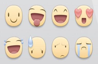 Emoji Bantu Pria & Wanita untuk Saling Memahami
