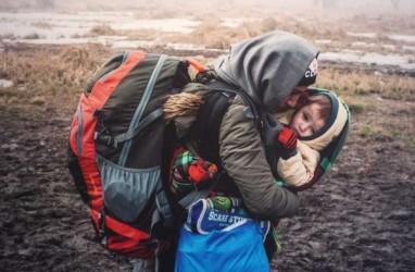 Setiap Detik, Satu Orang Mengungsi Akibat Konflik dan Bencana