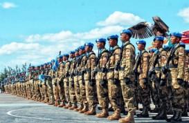 200 Personel Pasukan Garuda terima Brevet Minusca