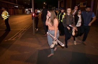 LOGAM MULIA: Ledakan Manchester Topang Pergerakan Harga Emas