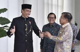 Hubungan Jokowi-JK Renggang? JK: Hari Ini Saya Rapat Berdua 3-4 Jam