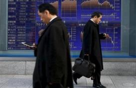 BURSA JEPANG: Nikkei 225 & Topix Menguat, Yen Loyo Gairahkan Eksportir