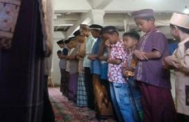 Jamaah Naqsabandiyah Padang Mulai Puasa Ramadan Hari Ini
