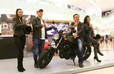 Honda CMX500 Rebel Resmi dikenalkan di Surabaya, Berapa Harganya?
