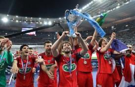 Gol Bunuh Diri di Injury Time Bawa PSG Juara Piala Prancis 11 Kali