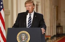 Trump Sepakat Perangi Proteksionisme, Tapi Tolak Ikuti Perjanjian Paris