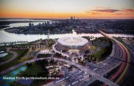Stadion Perth, Proyek LED Terbesar Philips Lighting di Dunia