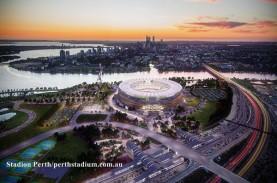 Stadion Perth, Proyek LED Terbesar Philips Lighting…
