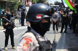 Densus 88 Tangkap Dua Terduga Teroris di Jateng
