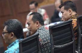 SIDANG KORUPSI E-KTP: Andi, Irman Pun Saling Bantah