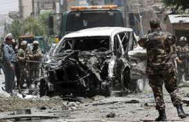 Pekan Pertama Ramadan, Kabul Dihantam Bom Bunuh Diri. Puluhan Warga Tewas