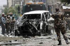 Pekan Pertama Ramadan, Kabul Dihantam Bom Bunuh Diri.…