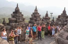 BPS: Kunjungan Turis Asing Capai 4,20 Juta