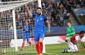 Uji Coba Pra-Piala Dunia: Chile & Prancis Pesta Gol