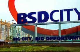 BSDE Targetkan Penjualan Lahan Rp1,5 Triliun