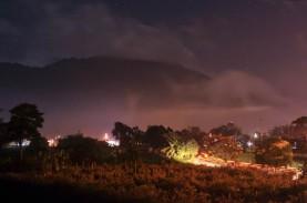 ERUPSI GUNUNG MARAPI: Delapan Pendaki Berhasil Ditemukan