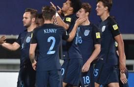 Hasil Piala Dunia U-20: 10 Pemain Italia & Inggris Lolos ke Semifinal