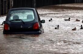 POTENSI BENCANA EKONOMI : Daerah Antisipasi Banjir