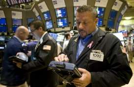 Investor Wait and See, Wall Street Ditutup Melemah