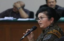 KORUPSI ALKES: Siti Fadilah, Kiranya Allah Melaknat Orang yang Fitnah Saya