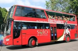 TRANSPORTASI PUBLIK : Menguji Eksistensi Bus Tingkat