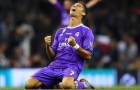 Cristiano Ronaldo Atlet Berbayaran Tertinggi di Dunia