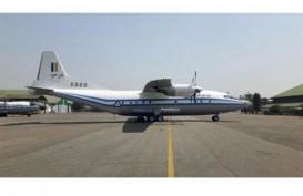 10 Korban Pesawat Militer Myanmar Ditemukan Tewas