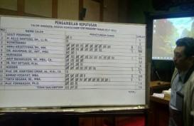 Ini Hasil Lengkap Pemilihan Ketua dan Anggota Dewan Komisioner OJK