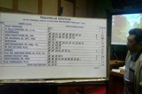 Ini Hasil Lengkap Pemilihan Ketua dan Anggota Dewan…