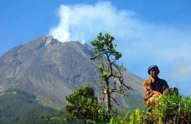 Pengamat Gunung Berapi Diminta Cepat Sampaikan Informasi ke Masyarakat