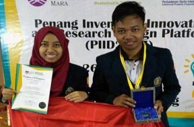 Mahasiswa Brawijaya Ciptakan Baterai dari Sisik Ikan Bandeng