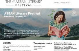 ASEAN Literary Festival 2017 Kembali Gelar Program Residensi