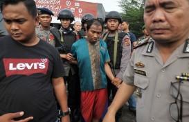 BANJIR JEBOL LAPAS JAMBI : 18 Tahanan Kabur Ditangkap