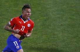 Pemanasan Piala Konfederasi: Rumania Beri Pelajaran Buat Chile