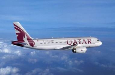 Qatar Airways Klaim Tak Terganggu Konflik Kawasan Arab