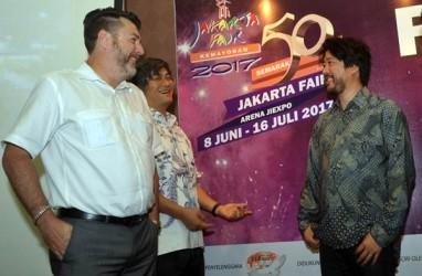 Jakarta Fair Kemayoran 2017 Targetkan Rp6,5 Triliun