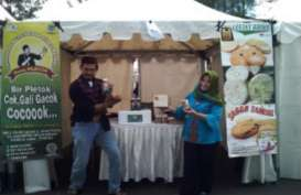 Industri Kecil Manfaatkan Festival Pasarkan Produk