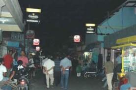 Kampung Dolly Bersolek Sambut Ribuan Pelari Malam