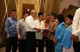Buka Bersama APP-Sinar Mas Di Pekanbaru Dimeriahkan Penampilan Bimbo