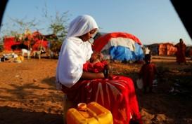 BANTUAN KEMANUSIAAN: Beras Indonesia untuk Somalia