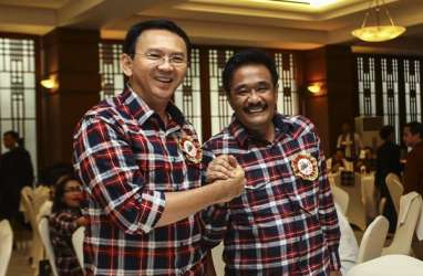 3 GUBERNUR JAKARTA : Jokowi, Ahok & Djarot Tak Bisa Dipisahkan