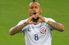 Hasil Piala Konfederasi: Chile Hajar Kamerun Skor 2-0