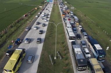 MUDIK LEBARAN 2017: Kendaraan yang Keluar Gerbang Tol Palimanan Meningkat