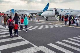 Bank Mandiri Sediakan Layani Pegawai Garuda Indonesia