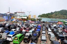 Mudik Lebaran 2017 : Kendaraan di Pelabuhan Merak Menurun Dibanding Tahun Lalu