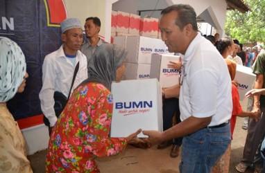 RNI Bagikan 3.000 Paket Sembako